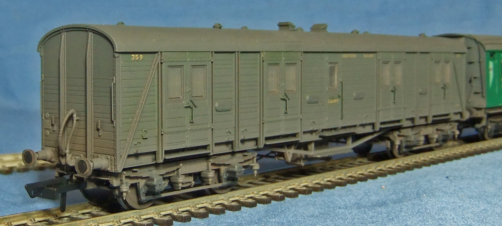 SR Van B No.359 - weathered