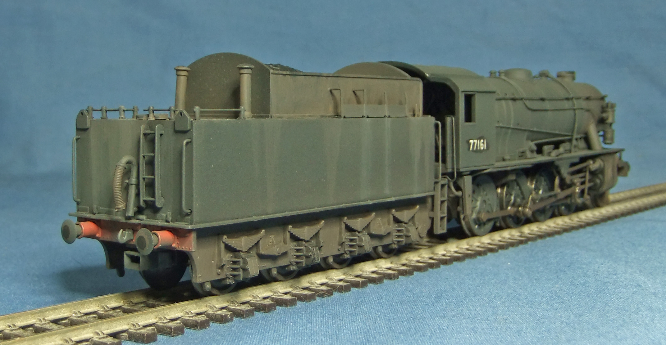 WD 2-8-0 No.77161 tender detail