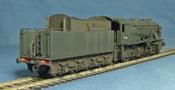 WD 2-8-0 No.77161 tender detail