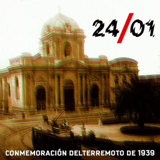 24/01: nueva conmemoración presenta intervención urbana con fotografías históricas