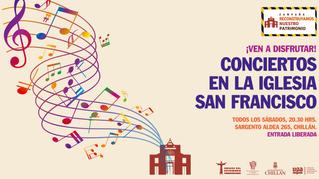 Ciclo Musical en Iglesia San Francisco