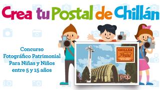 UPA Chillán celebrará Día del Patrimonio para Niñ@s con concurso fotográfico