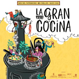 El patrimonio alimentario se toma mayo en Chillán