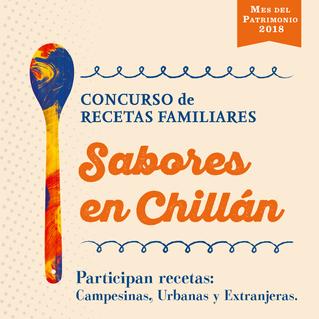 """Concurso de recetas """"Sabores en Chillán"""""""