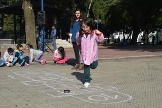 Chillán se transformará en un tablero de ludo este Día del Patrimonio