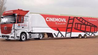 Cine Móvil llega a Confluencia con tres producciones nacionales