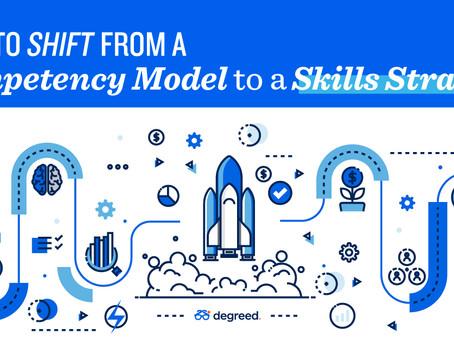 コンピテンシーモデルからスキル戦略に移行するための5ステップ