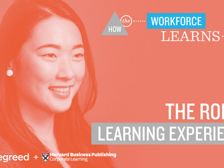 How the Workforce Learns : ラーニングエクスペリエンスのROI