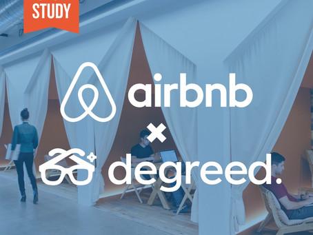 Degreed導入事例:Airbnbはどのように急成長している社内に必要スキルを導入したのか