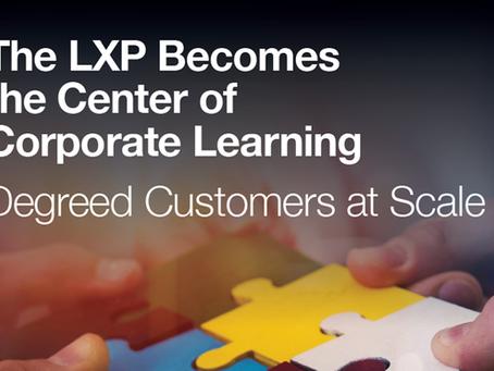 Josh Bersinレポート:LXPは企業学習の中心に
