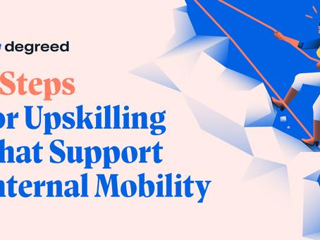 内部モビリティを支援する、従業員をアップスキリングする7つのステップ