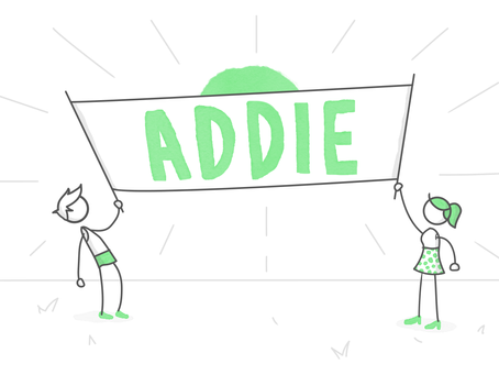 ADDIEモデルの紹介(インストラクショナルデザイナー向け)