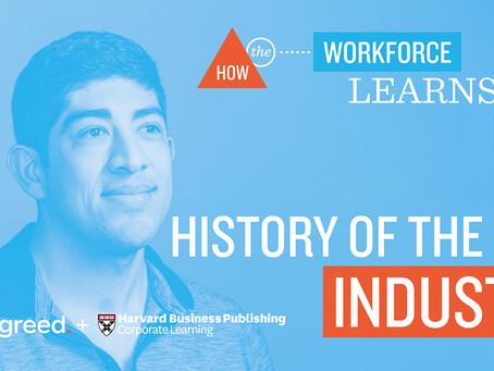 L&Dの歴史:過去から学び、未来を創造する
