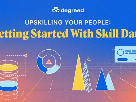 従業員のアップスキリング:スキルデータへの第一歩