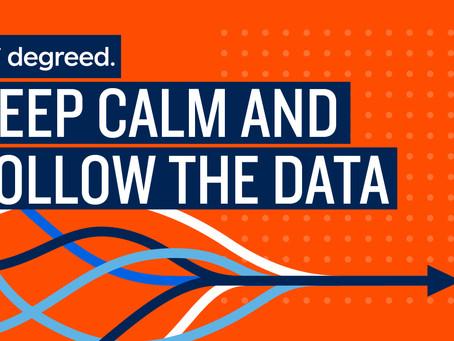 落ち着いてデータを探る:不確実な時代だからこそ従業員の動向を重要視する