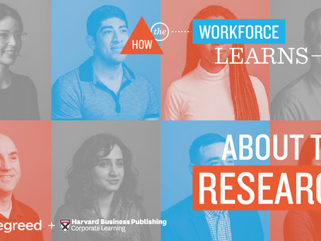 How the Workforce Learns:調査について