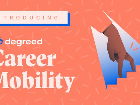Degreed新モジュール:Career Mobility