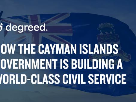 Degreed導入事例:ケイマン諸島政府