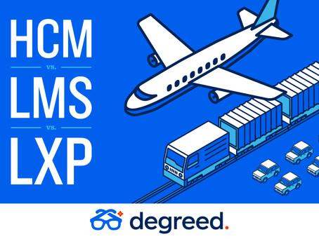 HCM、LMS、LXPの違い