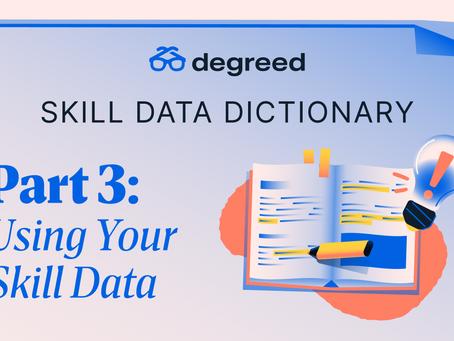 スキルデータディクショナリ Part 3:スキルデータの利用