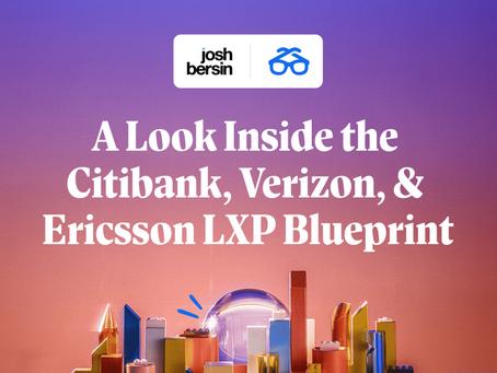 Citiバンク、ベライゾン、エリクソンのLXPへの青写真を振り返る