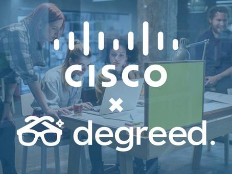 Cisco社の学習戦略の4つのポイント
