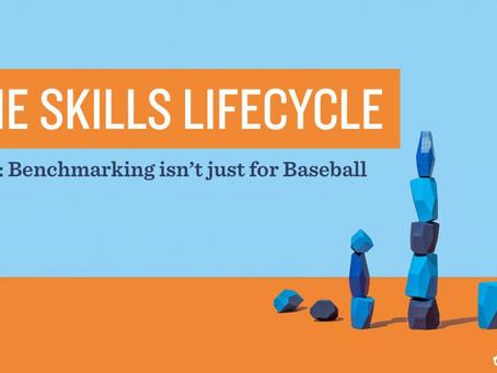 スキルライフサイクルPart2:ベンチマークはベースボールだけのものではない