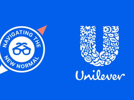 新しい常識へのナビゲート:Degreedクライアントからのアドバイス Unilever社編