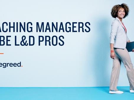 現場に力を与える:マネージャーを人材育成のプロにする