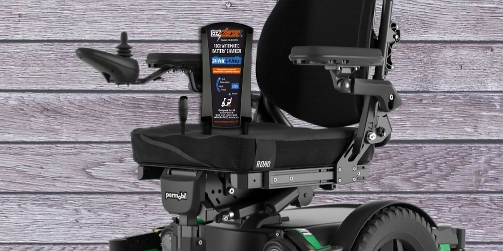 Wheelchair Maintenance Workshop Series: Batteries and Electrical Systems