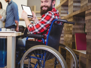 Disability and Employment: Seeing Yourself in the Competitive Workplace