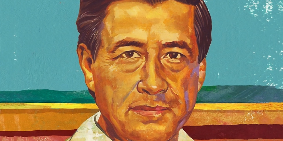 Closed for Cesar Chavez Day