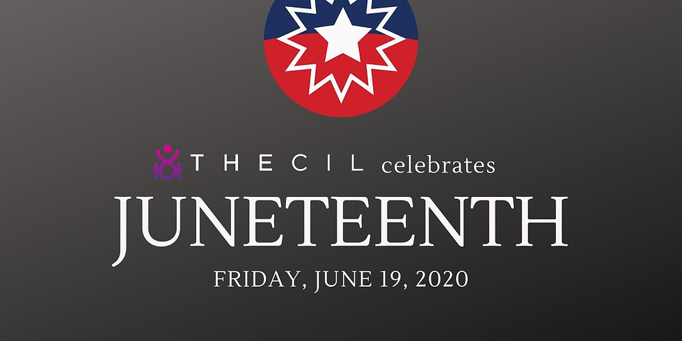 TheCIL closed: Juneteenth