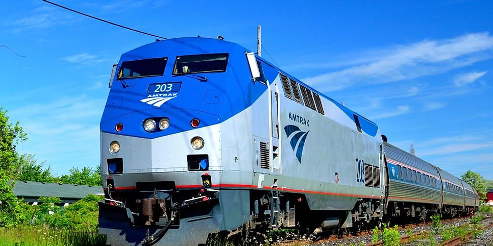 Oakland to Sacramento Amtrak Senior Travel Training