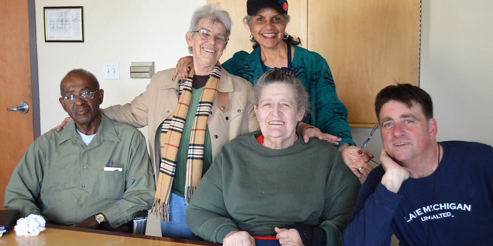 COVID-19 Peer Support Groups for Seniors