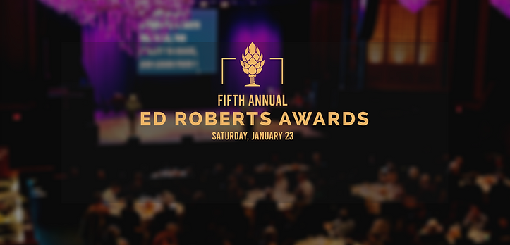 Fifth Annual Ed Roberts Awards (CIL webs