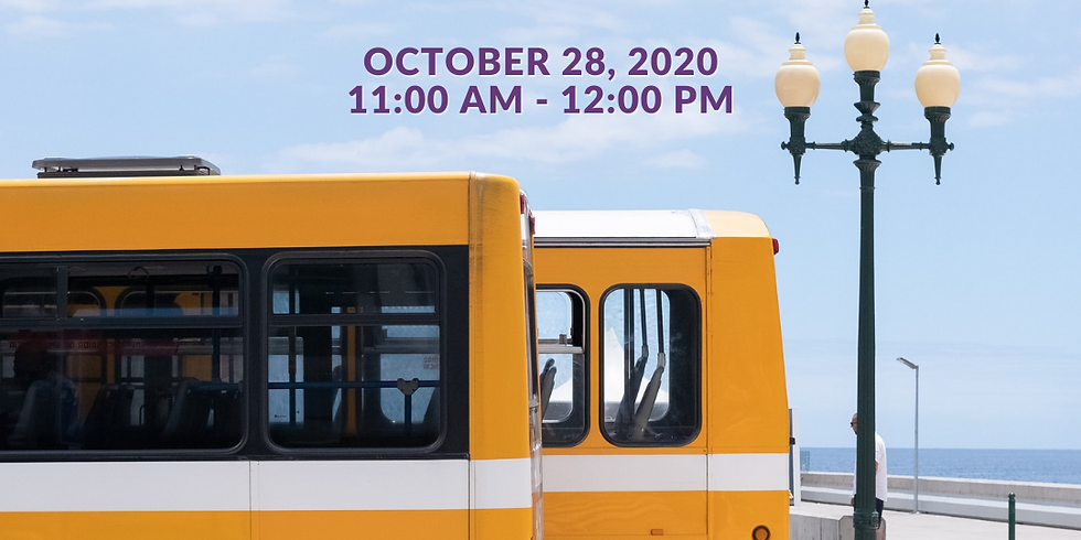 Shifting Gears: How Bay Area Public Transit is Adapting to COVID-19 with Accessibility in Mind Webinar