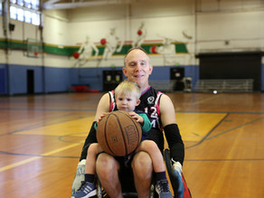 Empowerment through Adaptive Sports with Ed