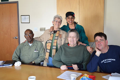 March 2014 -Over Sixties group.jpg