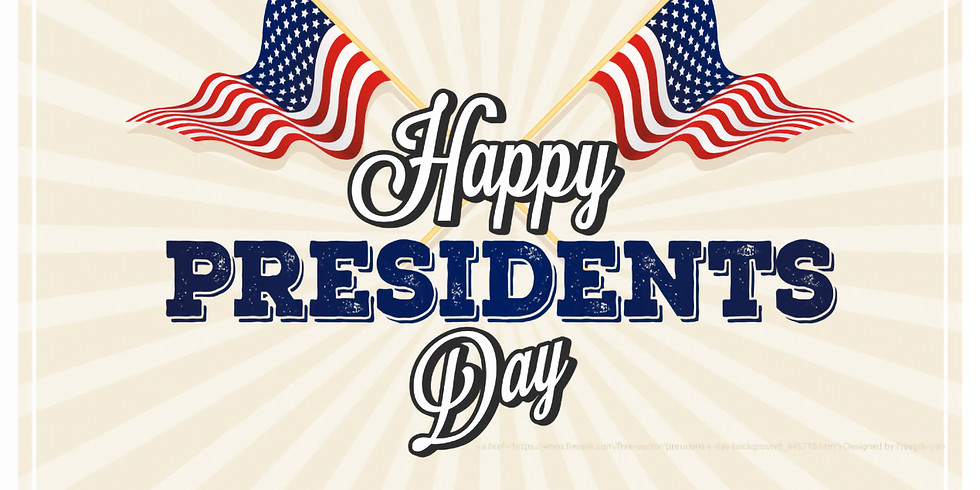 TheCIL closed: President's Day