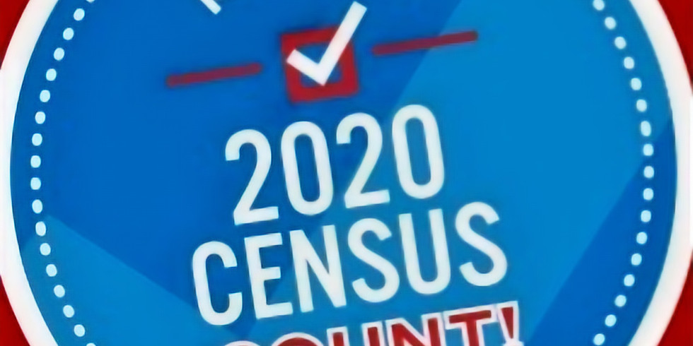 Census 2020 Town Hall for Berkeley