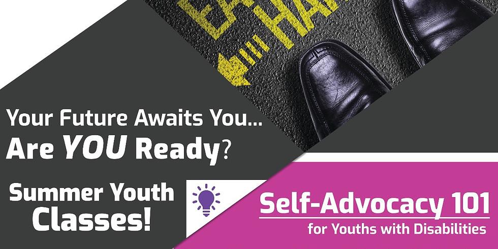 Self-Advocacy 101 Summer Bootcamp