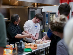 Youth Cooking Lessons at ITK Culinary