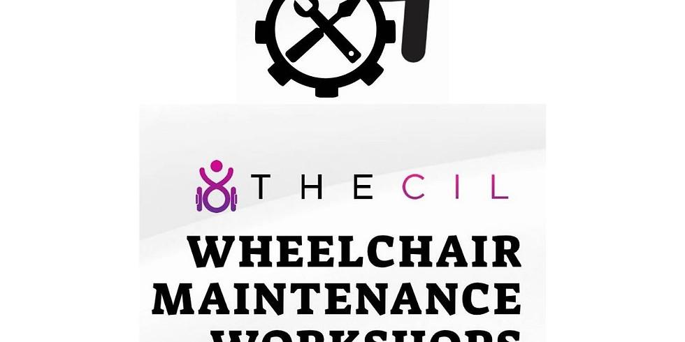 Wheelchair Maintenance Workshop