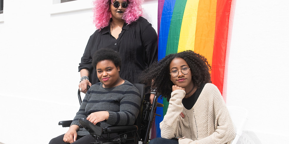 Queer Crips United: LGBTQ+ Peer Support for People with Disabilities