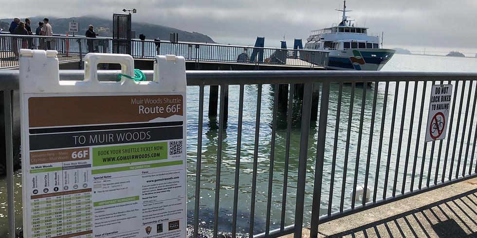 Social Club: Ferry Trip to SF