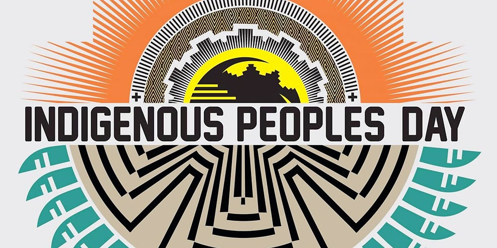 TheCIL closed: Indigenous Peoples' Day