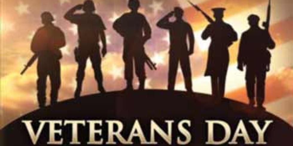 TheCIL closed: Veteran's Day