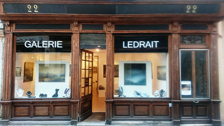 Galerie d'art rouen Galerie Ledrait