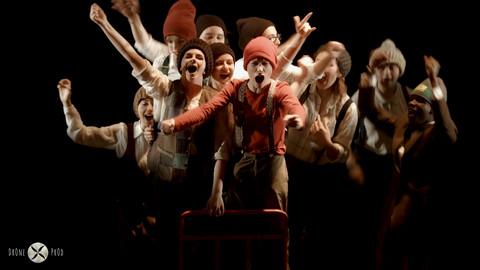 Pinocchio par Pascal Antonini